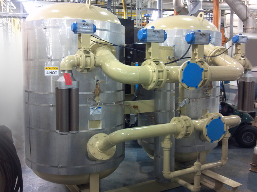 Compressed Air Dryer System