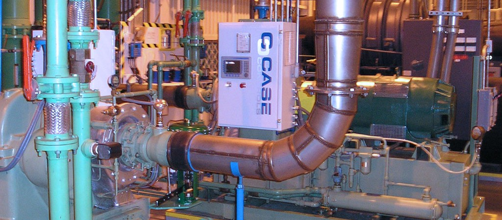 Air Compressor Controls & PLC Controller Manufacturer | Case
